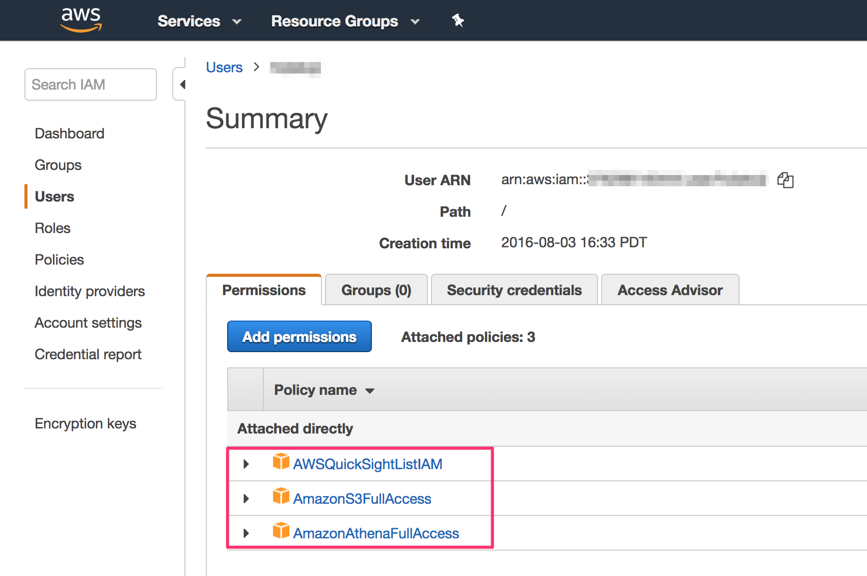Connect to Amazon Athena with Exploratory using ODBC (R Script)